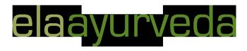 Logo Ela Ayurveda San Francisco Bay Area Ayurvedic Medicine Diet Yoga Mindfulness Birth Support